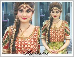 Mehndi Makeup Karachi : Favorites from natashas salon karachi pakistan real brides ➎②