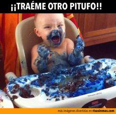 ¡¡Traéme otro pitufo!!- www.vinuesavallasycercados.com
