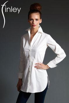 Fashion Over Fifty Ultimate Fashion Essential The White Tunic Shirt (rough luxe) White Shirt Outfits, Long Shirt Outfits, Long Shirts, Fashion Over Fifty, Classic White Shirt, Crisp White Shirt, White Shirts Women, White Blouses, White Button Down Shirt