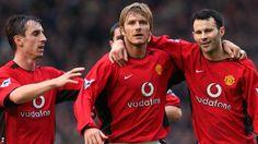 Legendary Dwvid Beckham