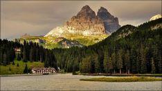 Lake Misurina, Italy (byLuigi Alesi)