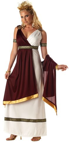 Toga style dress buy