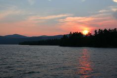 Lake George in the Adirondacks is one of my favorite places in the world. It holds so many memories with my wonderful family :)