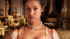 """Belle"" - based on the true story of an illegitimate mixed-race daughter raised in an aristocratic household."