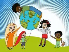 Rasisminvastainen päivä-matskua (maailmankoulu) Character Education, Social Skills, Disney Characters, Fictional Characters, Workshop, Family Guy, Teacher, Classroom, Crafts