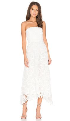 Shop for BB Dakota Eleanor Dress in White at REVOLVE. Free 2-3 day shipping and returns, 30 day price match guarantee.