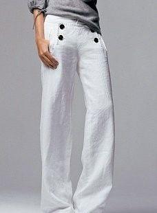 Love a good sailor pant