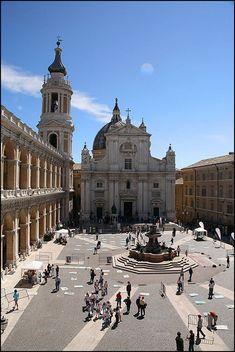 1 St Maximilian, Laurel Tree, House Built, Roman Catholic, Vatican, Our Lady, Louvre, Around The Worlds, Loreto