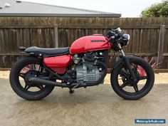 honda cx500 cafe racer for sale - Google Search                              …