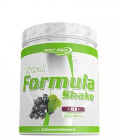 Best Body Nutrition Vital Formula Shake, 500g