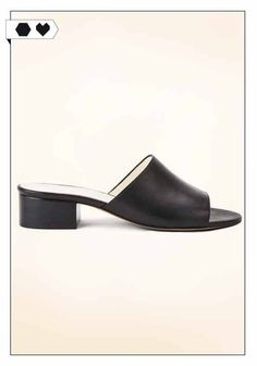 Fair Fashion Mules from Nine To Five - more Slow Fashion on ethical Fashion blog sloris.de