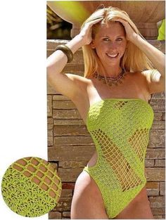 Top 10 Free Crochet Patterns For Fabulous Monokinis