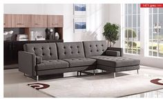 ESF Right Sectional Sofa 1471