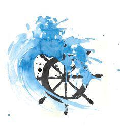 Ship wheel, Wheels and Ships on Pinterest