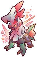 Silvally (fire) by roroto531
