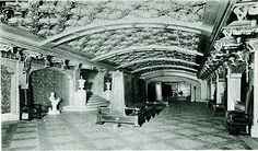 Lobby of the Indiana Theatre, Terre Haute, IN in 1922 | Flickr - Photo Sharing!