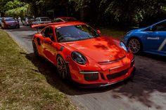 Goodwood Festival of Speed 2015 Porsche 911 GT3 RS climbs the hill (8)