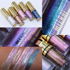 Milani Hypnotic Lights Holographic Lip Topper Collection