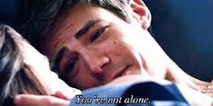 You're not alone. #grantgustin