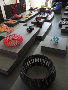 FuoriSalone: Maison 203 - 3D Jewellery