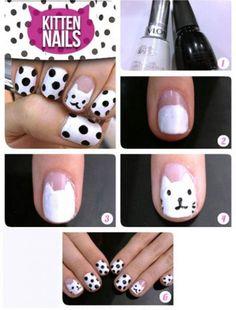 Cats nails
