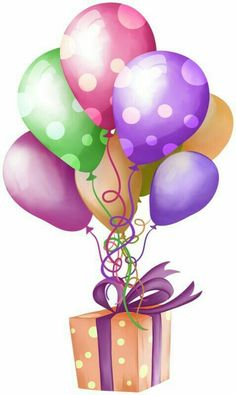 Happy Birthday Wiches : QUOTATION - Image : Birthday Quotes - Description My gift to everyone - Pin all you like! No limits! Birthday Clips, Art Birthday, Birthday Balloons, Friend Birthday, Happy Birthday Pictures, Happy Birthday Quotes, Happy Birthday Greetings, Birthday Messages, Birthday Blessings