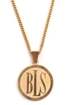 Necklace BLS Hafnia