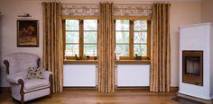 Okna drewniane na wymiar: sosnowe, dębowe, pasywne i inne