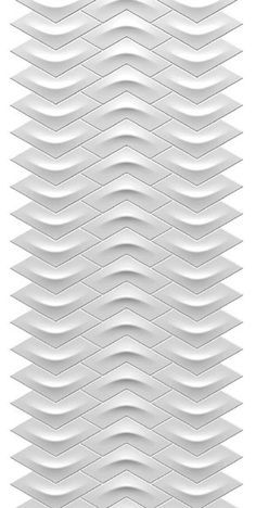 amazing for adding texture to a room. by Kütahya Seramik 3d Pattern, Surface Pattern, Surface Design, Pattern Design, Texture Sol, Texture Design, Parametrisches Design, Tile Design, Wall Patterns