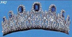 Artemisia's Royal Jewels: Swedish Royal Jewels: The Leuchtenberg Sapphire Parure