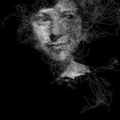 Mycelium è un bellissimo progetto di arte generativa sviluppato in processing da Ryan Alexander. Il software simula la crescita filamentosa di un fungo usando immagini come terreno di coltura; Mycelium quindi, si nutre di foto e genera crescendo intricate e meravigliose strutture.