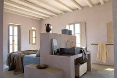 Serifos house in the Cyclades by George Zafiriou and Manolis Panetlidakis | Remodelista