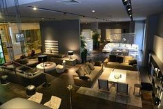 NEW B&B ITALIA STORE BEIJING #BEBITALIA #DESIGN #FURNITURE #BEBSTORE