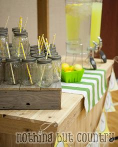 Relief Society Night Meeting – When life hands you lemons make lemonade