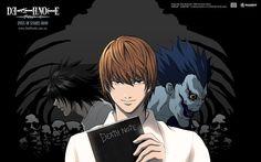 Wallpapers HD: Death Note (79) Wallpapers (Fondo de Pantalla) HD - Alta calidad (1366x768 o 1024x768)
