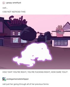 Jasper messed with amethyst's head to the point that amethyst was almost corrupt
