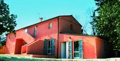 Villa Gemma di Sant'Elena - country house  Morro D'Alba  (Ancona)