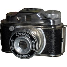 feli_btd_old camera.png ❤ liked on Polyvore featuring camera, fillers, electronics, other and accessories