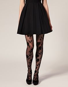 Only works with short skirts and skinny legs but looove.