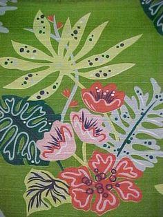 Vintage Antique Cotton Printed Barkcloth Fabric Atomic Amoeba Shape LIME Green + | eBay