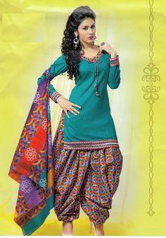 Pichkari Patiyala Dress