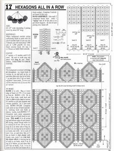 Decorative Crochet Magazines 59 - Gitte Andersen - Picasa Web Albums