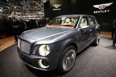 Bentley SUVereign