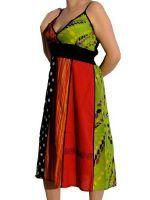 Robe de la marque Swamee. Des vêtements ethniques chics pour un look différent … Rendez-vous sur notre site www.echoppe-du-monde.com pour découvrir notre e-boutique exotique.