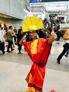 Kuzco from Emperor's New Groove!