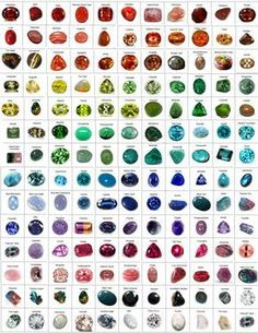 Gems GLORIOUS Gems Coming in every color of the rainbow and clear, traslucent or opaque- each with a vibe, a value and a victory! We are the crystal gems