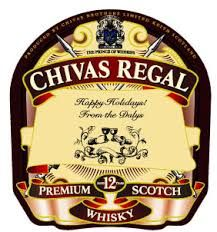 whiskey labels -