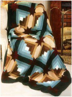 BethSteiner: crochet blanket.