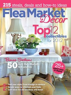 We are excited to announce that we were nominated as one of the 50 best flea markets nationwide.