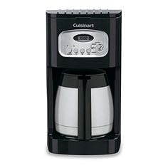 Cuisinart 10Cup Programmable Thermal Coffee Maker *** Click image for more details.